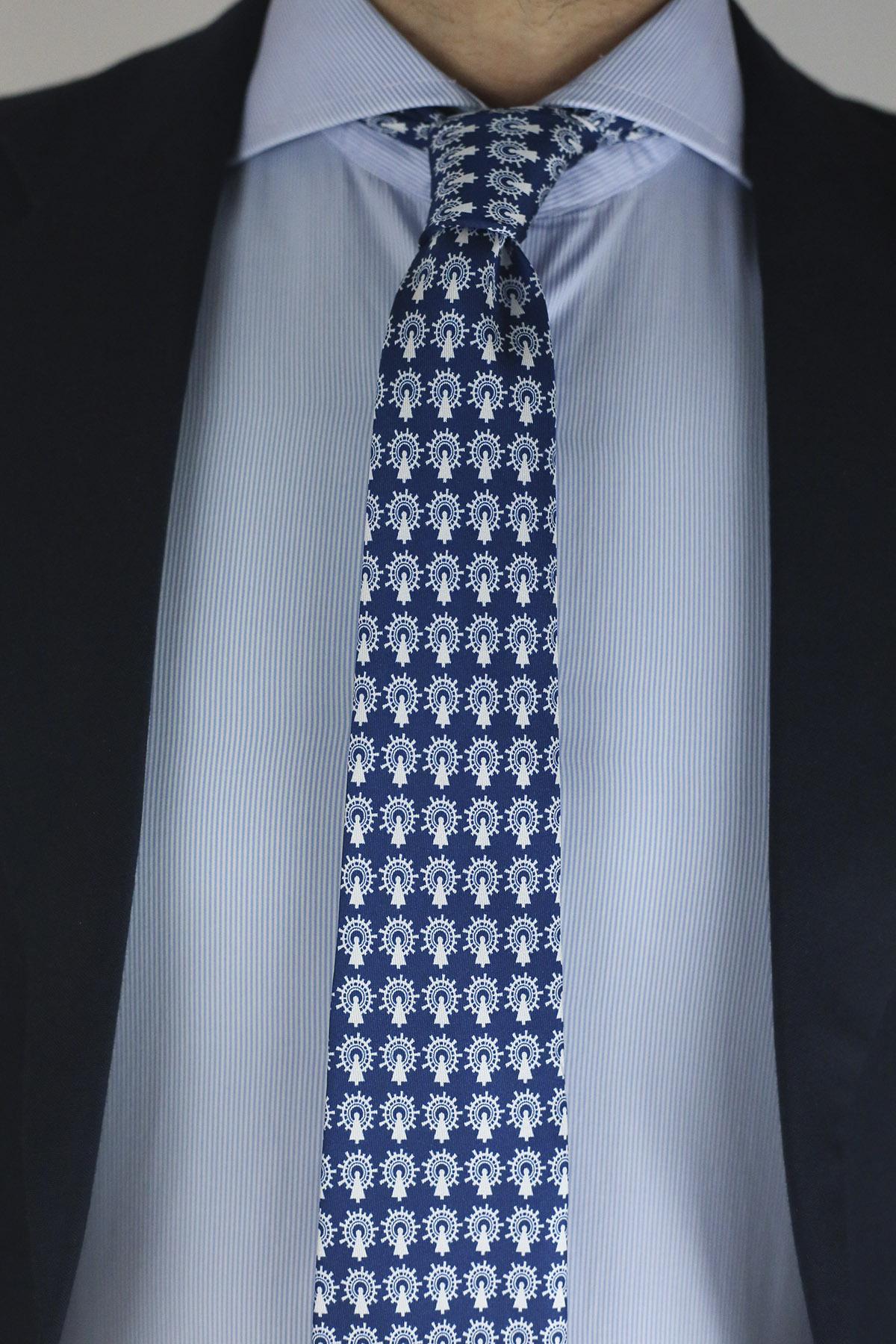 Corbatas Virgen del Pilar